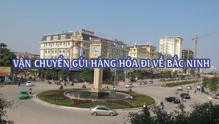 Dịch vụ vận chuyển hàng hoá đi Bắc Ninh